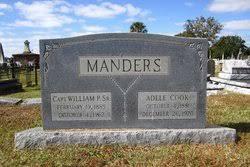Agnes Adele Cook Manders (1881-1970) - Find A Grave Memorial