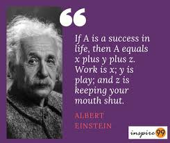 passionate albert einstein quotes for your personal power