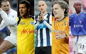 Seth Johnson, Jimmy Bullard and Julio Cesar - football's costliest ...