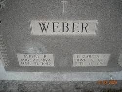 Albert Raymond Weber (1874-1947) - Find A Grave Memorial
