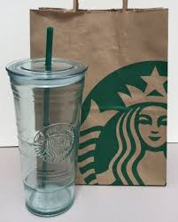 recycled glass cold to go cup 20oz