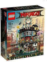 Lego Ninjago City 70620 The Ninjago Movie 4867 pieces: Amazon.co ...