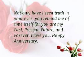 wedding anniversary quotes for your husband