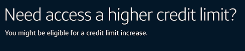 capital one credit line increase
