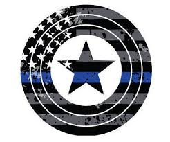 Thin Blue Captain America Superhero Vehicle Decal Vinyl Etsy In 2020 Captain America Shield Art Police Decal Thin Blue Line Decal