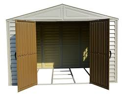 woodbridge 10 5 x 8 adobe shed 20224
