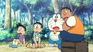 Amu to Emu no uta(Pippo's Song)- Doraemon- Nobita và binh đoàn ...