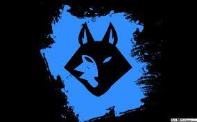 alpha wolf grunge logo hd wallpaper