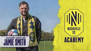 Nashville SC launches Academy program, hires Jamie Smith as Academy  Director - SoccerWire