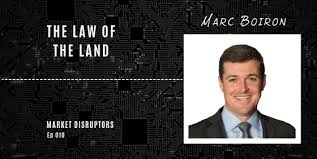 The Law Of The Land - Mark Moss