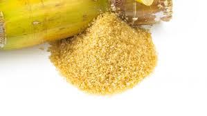 demerara instead of white sugar