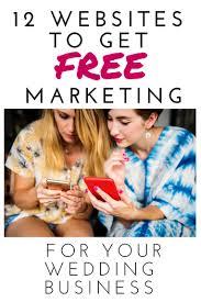 12 s to get free wedding marketing
