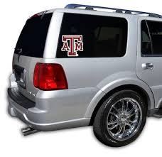 Texas A M Aggies Window Decal