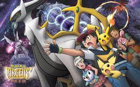 Arceus and the jewel of life   Pokemon movies, Pokemon movie 12, Pokemon