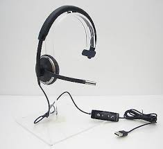 PLANTRONICS BLACKWIRE 5220 USB-A & 3.5mm Duo Corded Headset ...
