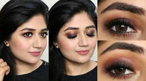mac diwali palette smokey eye makeup