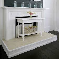 diy fireplace mantel and hearth