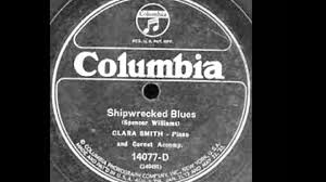 Shipwrecked Blues Paroles – CLARA SMITH – GreatSong