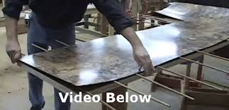 making counter tops part 2