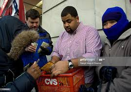 CVS employees Adam Collis, second from left, and Blake Taylor ...