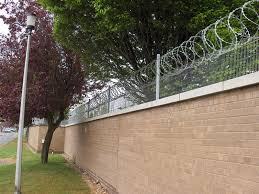 Barbed Wire And Barbed Tape Security Toppings Jacksons Security Fencing