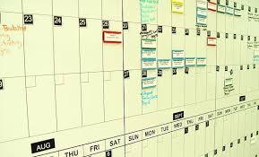 Cronograma de trabajo
