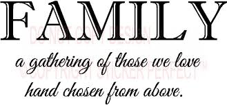 quotes about family gathering quotes
