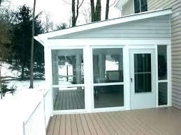 enclosed patio designs ideas patios