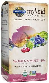 kind organics women s multi 40 by