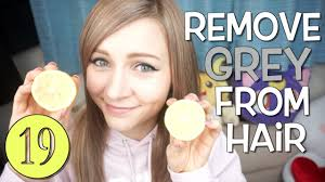 how to easily remove hair color with