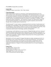IVAN ROSS | Sample 300-level Syllabus Course Title Comparative ...