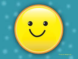 happy face desktop wallpaper