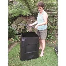 tumbleweed 200l flat pack black compost