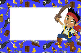 Jake Y Los Piratas De Nunca Jamas Invitaciones Para Imprimir Gratis Ideas Y Material Gratis Para Fiestas Y Celebraciones Oh My Fiesta