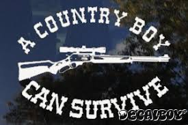 Country Decals Stickers Decalboy