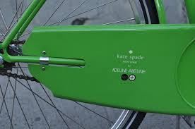 GretaGuide — Kate Spade for Adeline Adeline: Kelly Green Bike...