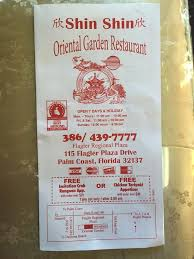 oriental garden takeout delivery