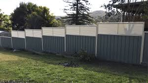 Aluminium Louvre Fence Toppers For Colorbond Fencing Ryhen