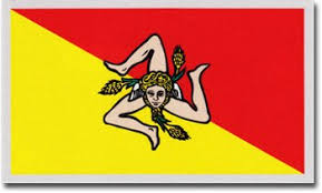 Buy Sicily Auto Decal Flagline
