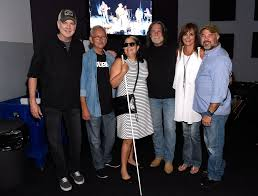 Dave Gibson, Byron Hill, Buddy Cannon, Jeff Prince, Booth Calder Cochran,  Lea Anne Creswell - Byron Hill and Lea ...