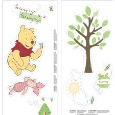 Shop Abc Pooh Wall Decals Overstock 11818723