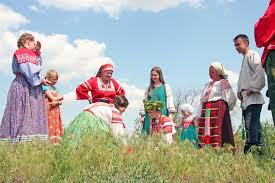 Праздник Красная Горка — весенний праздник — Сельский вестник