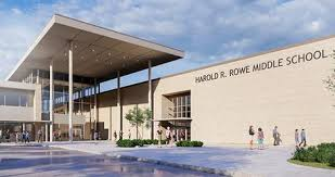 rezoning approved ahead of rowe middle