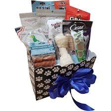 snack pawtack dog gift basket paws place
