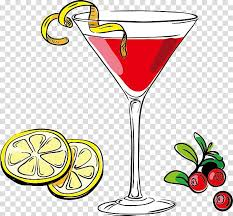 cocktail garnish orange juice drink