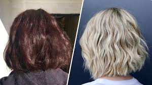 colorist fixed my biggest hair dye