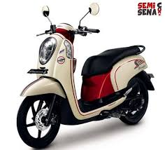 harga honda scoopy fi review