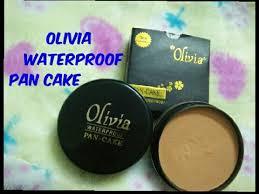 olivia waterproof pan cake you