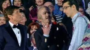 Sanremo rilancia con Ruggero de Ceglie e Gianluca: Gianni namo a farce un  fiodena