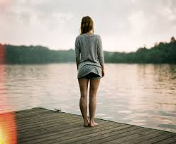 BrettWaynePrice — Lake. Addie Cole. Pentax 67ii.